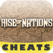 Cheats for Rise of Nations