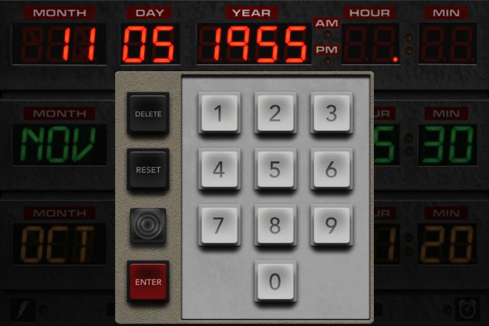 Flux Capacitor screenshot 5